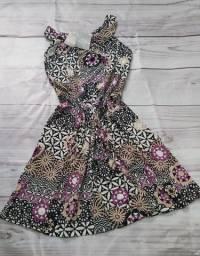 Vestido Luz & Sombra