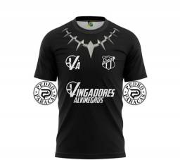 Camisa - Vingadores Alvinegros