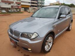 BMW X3 2009 Top de linha + Teto solar panoramico ( Vendo a vista ou Financiado )