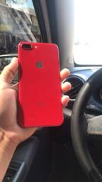 iPhone 8 Plus Red 64 gb / seminovo