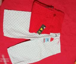 2 shorts jeans masculinos