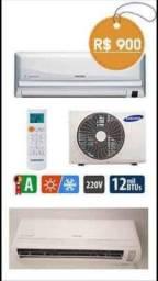 Ar condicionado Split Samsung 12mil BTUs