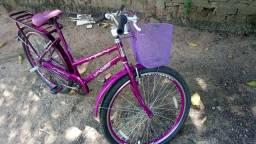 Bicicleta cairu rin 26 zerada