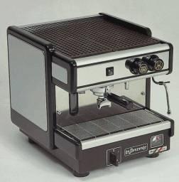 Máquina De Café Profissional 1 Grupo Lá Spaziale