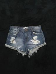 Shorts femininos desapegos