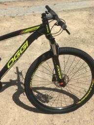Vende-se Bicicleta Oggi HDS aro 29 tamanho 17. Nota fiscal e novinha!!