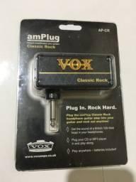 Mini amplificador Guitarra VOX Classic Rock