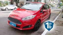 Fiesta 1.6 SE AT com 1 ano de garantia - Revisado (não é Onix Gol Argo)