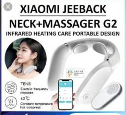 Massageador pescoço