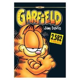 Livro Garfield - 2.582 Tiras
