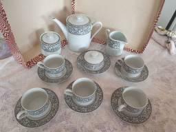 Conjunto de café Porcelana