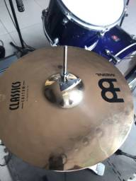 Hi hat / Chimbal MEINL Made in Germany