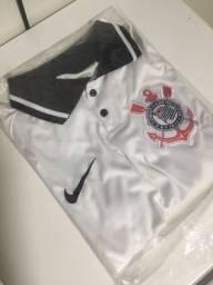 Camisa do Corinthians home 2020