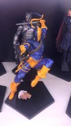 Lex Luthor / Deathstroke Iron Studios Exclusivos