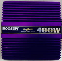 R$75<br><br>Módulo amplificador booster ba310gx
