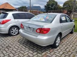 Corolla 1.6 automático XLI raridade