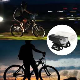Farol frontal dianteiro bicicleta