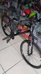 Bike aro 26 com quadro de alumínio