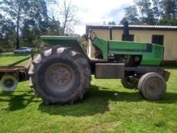 Trator Agrale Deutz BX 90 com implementos