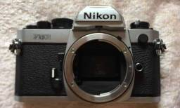 Nikon Fm2 - camera analogica