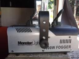 Maquina de fazer fumaça fogger 1000w