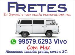 Frete - Coletas e Entregas Gravataí e Região RS e SC