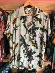 Blusa Floral R$ 75,00 cada