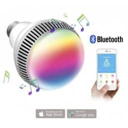 (WhatsApp) lâmpada colorida de música