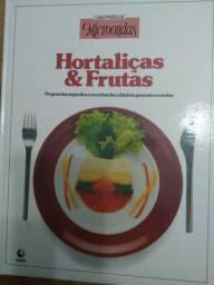 Curso Prático Microondas - Hortaliças & Frutas - Editora Globo