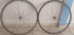 Rodas usadas Caloi 10 originais