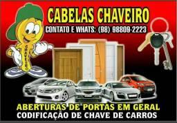 CHAVEIRO -988O9 2223 - ABERTURA EM GERAL - CARRO -CODIFICAÇÃO CASA