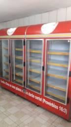 Vendo refrigerador expositor 4 portas