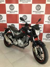 Honda Cb Twister 250 (A mais zero do Brasil)