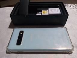 Samsung S10 - 128GB - Display queimado