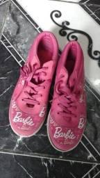 Tenis barbie Tam 34