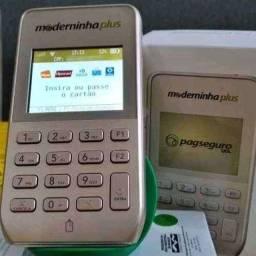 Moderninha plus pagseguro. Pronta entrega gratis