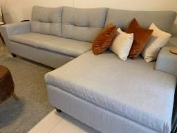 Vendo sofá, um mês de uso.