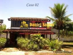 CASA RESIDENCIAL em Santa Cruz Cabrália - BA, Coroa Vermelha
