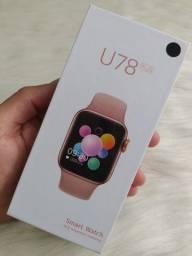 U78 Plus Smartwatch Coloca Foto