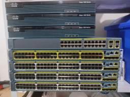 Equipamentos Network Cisco