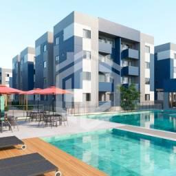 132.900 Apartamento Com Varanda na Santa Amelia