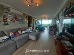 Apartamento com 3 suítes à venda, 155 m² por R$ 1.400.000 - Calhau - MN