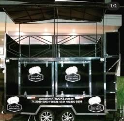 Trailler Cozinha + Palco