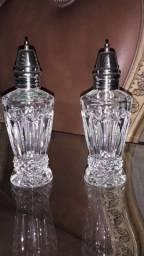 Título do anúncio: Saleiros de cristal importados dos Estados Unidos