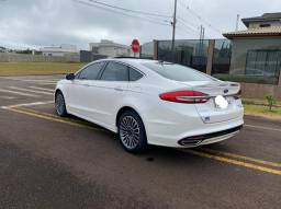 Ford Fusion Titanium AWD top 2018