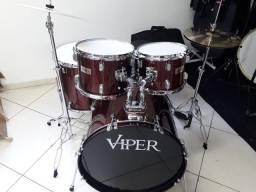 Bateria X-Pro Viper by C.Ibañez nova