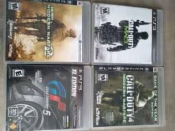 Vendo ou Troco por jogos PS3