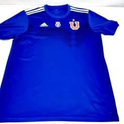Camisa Lau Univesidad Do Chile Adidas Treino