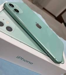 iPhone 11 verde águas 128GB