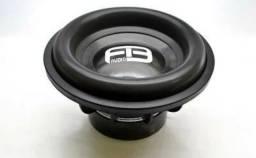 FB Áudio novo 12 polegadas 850 rms bobina dupla 2+2